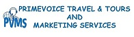 PRIMEVOICE TRAVEL & TOURS AND MARKETING SERVICES